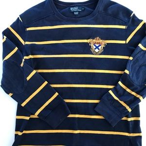 Vintage Polo Ralph Lauren Rugby Sweater